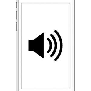 iPod touch speaker